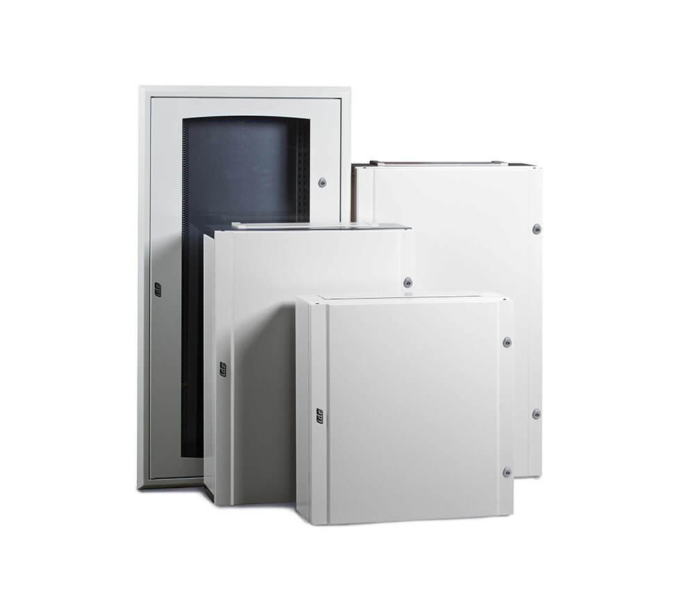 Ide Electric Armarios Metálicos De Distribución Ip40 Ip65