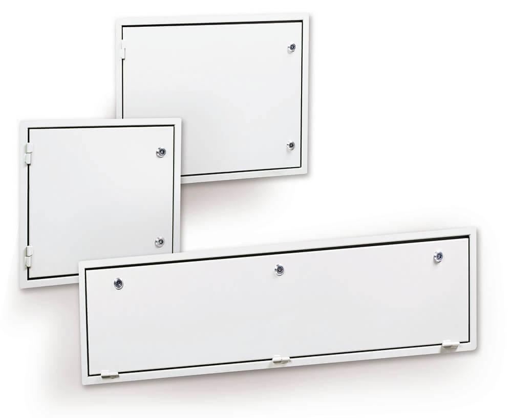 Ide registros cortafuegos rf60 for Precio de puertas electricas